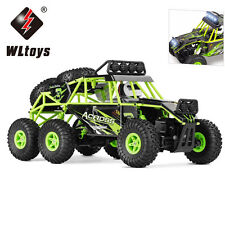 WLtoys 18628 1:18 6x6 2.4Ghz 6WD Off Road Gelände Buggy Spielzeug RTR  Auto RC