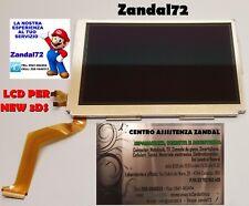 NINTENDO NEW 3DS SCHERMO DI RICAMBIO NUOVO + GARANZIA DISPLAY LCD SUPERIORE NEW