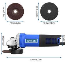 Disqueuse / Meuleuse d'angle Angulaire Electrique 1250W 125mm Pour Métal Bois