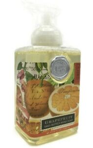 New Sealed Grapefruit Pomelo Michel Design Works Foaming Hand Soap 17.8 fl oz