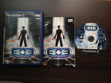 EOE Eve of Extinction Play Station 2 PS2 PAL ESPAÑOL