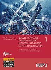 NUOVO TECNOLOGIE E PROGETTAZIONE DI SISTEMI INFORMATICI E DI TELECOMUNICAZIONI.