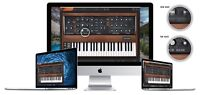 New Arturia Synclavier V Virtual Instrument Synthesizer VST AU AAX Mac PC
