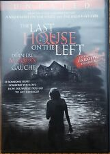 The Last House On The Left (DVD Bilingual) Free Shipping in Canada