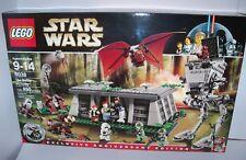 Retired nisb LEGO Star Wars 8038 BATTLE OF ENDOR Original Trilogy 10th Anniv Set