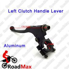 Left Clutch Perch Handle Lever For 50cc 110cc 125cc 140cc 250cc Pit Dirt Bike