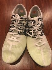 Nike Zoom Victory 2 Flywire Spikes Track Distance Shoes 555365 100 Men's US 14