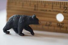 HO FIGURE CIRCUS ZOO BLACK BEAR 1/87