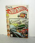 Vintage No.1 Mattel HOT WHEELS DC Comic Book Alex Toth CLEAN!