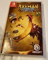 Rayman Legends: Definitive Edition (Nintendo Switch, 2017)