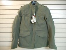 New GENUINE Indian Motorcycles New Military Jacket Olive Womens MED 286521903