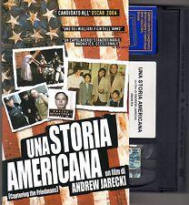 Una Storia Americana (2004)  VHS BiM Andrew JARECKI