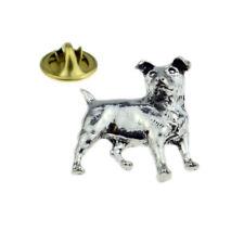 Jack Russell Dog Pewter Lapel Pin Badge XTSPBD13