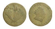 pci2464) Palermo Ferdinando III di Borbone (1759-1816) -  10 grani 1815