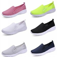 Hot Womens Running Sports Shoes Gym Trainers Athletic Sneakers Running 35-41 B