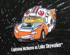 Disney Trading Pin Star Wars Luke Skywalker Cars Pins