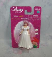 2002 Disney Polly Pocket Doll New - Pretty as a Princess Fashion Ariel Mermaid