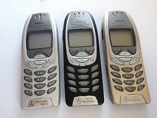Nokia-6310i Handy mit Neu-cover-Mercedes-benz-beschriftung zustand 1A ❗3xFARBWAH