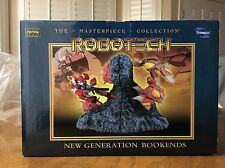 Brand New (NRFB) Toynami Robotech New Generation SDCC Exclusive Bookend