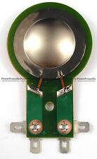 Diaphragm For Mackie Tapco THUMP (TH15A & 12A) DC10/1501-4 Titanium 4Ohm