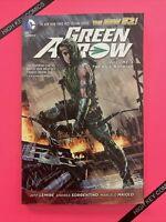 Green Arrow Vol 4 The Kill Machine TPB DC 2014