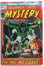Journey Into Mystery - Marvel issues 1 to 4