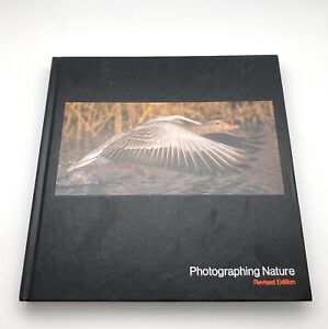 Photographing Nature Revised Edition, 1981 Photography Book