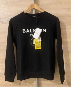 Balmain Sweatshirt - Brand New With Tags - Age 10 Years
