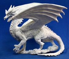 1 x DRAGON FEU - BONES REAPER figurine miniature d&d jdr rpg fire wing 77109