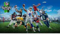 NFL Sunday Ticket Max 2020 Legit Seller With FULL Season Warranty