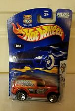 Hot Wheels 2003 First Editions 29/42 Power Panel #041