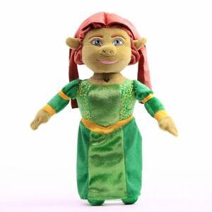 New 2020 Shrek Princess Fiona Plush Toy Stuffed Animal Doll 13'' Cuddly Figure