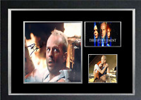 THE FIFTH ELEMENT MOVIE AUTOGRAPHED MOUNTED PRINT