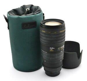 Sigma 2,8 D / 70-200 mm EX Apo HSM Zoom Tele Macro Objektiv Nikon Mount Case k37