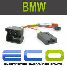 T1-BM004-JVC BMW 3 5 Series X5 X3 Mini Steering Wheel Stalk Interface Adaptor