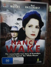 Nancy Wake 'White Mouse' DVD Series Australia's Wartime Legend 2x Disc