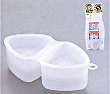 Japanese Sushi Mold Nigiri Rice Ball Maker Triangle White #0787 S-1761
