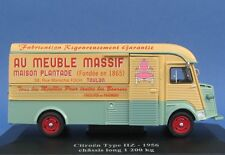 "ELIGOR 1/43 CITROEN H HY HZ CHASSIS LONG CAMION ""AU MEUBLE MASSIF"" 1956 !!"