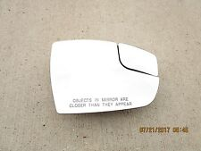 13-14 FORD FOCUS PASSENGER RIGHT SIDE ELECTRIC POWER EXTERIOR DOOR MIRROR GLASS