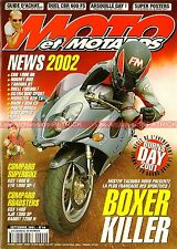MOTO & MOTARDS  44 VOXAN BOXER VB1 HONDA VTR SUZUKI BANDIT GSX 1400 YAMAHA XJR 1