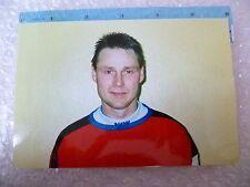 Press Photo- Sven Bergqvist; Football Player Photo (Org,apx. 15x10 cm)