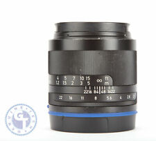 ZEISS Loxia 50mm f/2 Lens for Sony E - UK MODEL