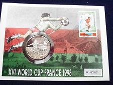 Münzen mit Fußball Motiven aus Frankreich