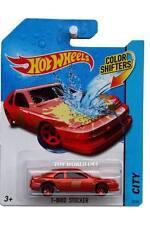 2014 Hot Wheels Color Shifters City #23 T-Bird Stocker Treasure Hunt