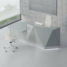 Alpa 120 Reception Desk With Counter Top