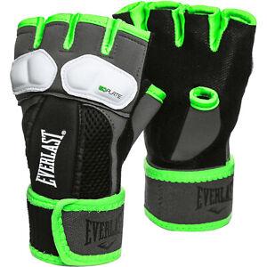 Everlast 1300000 Prime Evergel Protective Boxing Hand Gloves, Green, Size Medium