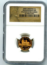 2009 S USMINT CENT PROFESSIONAL LIFE NGC PF69 RD LINCOLN PROOF PENNY