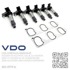 VDO COIL OVER PLUG IGNITION KIT V6 ALLOYTEC 3.6L [HOLDEN WM STATESMAN/CAPRICE]