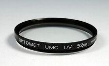 Optomet UMC filtro UV/filtro/filtre 52e screw-in - 203162