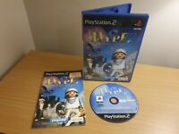 PS2 Hype The Time Quest - PlayStation 2 - Playmobil - complete with manual